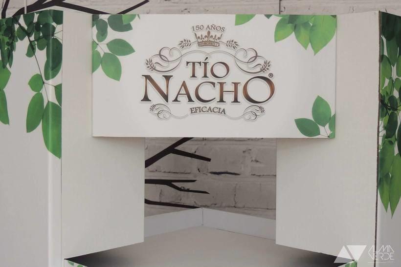 Marca Tio Nacho - Displays para almacenes de cadena. 0