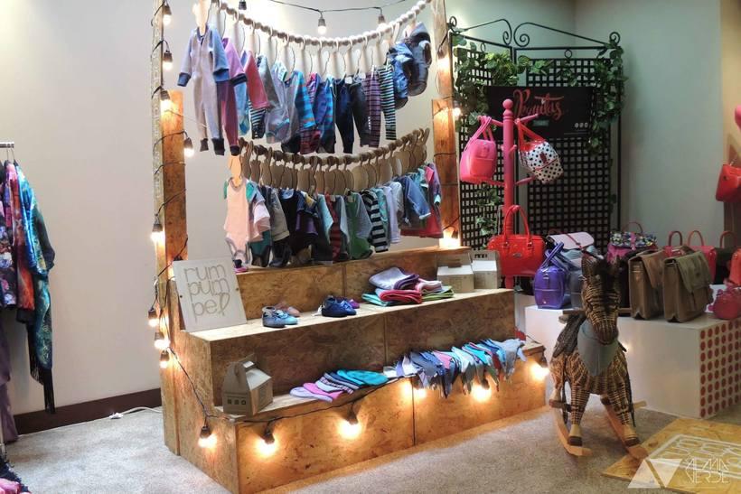 Rumpumpuel Kids - Mueble de exhibición para eventos 2