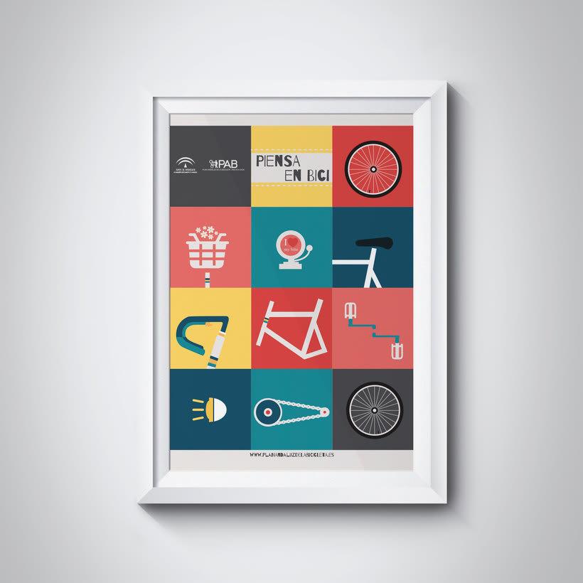 """""""Piensa en bici"""": Plan Andaluz de la bicicleta (2014-2020) 1"""