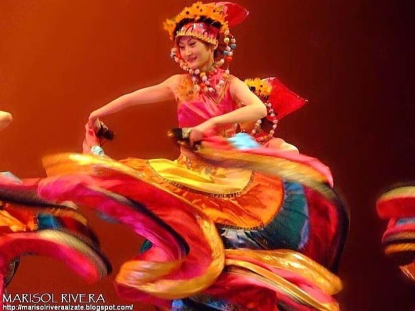 Serie Filatélica de la Danza -1