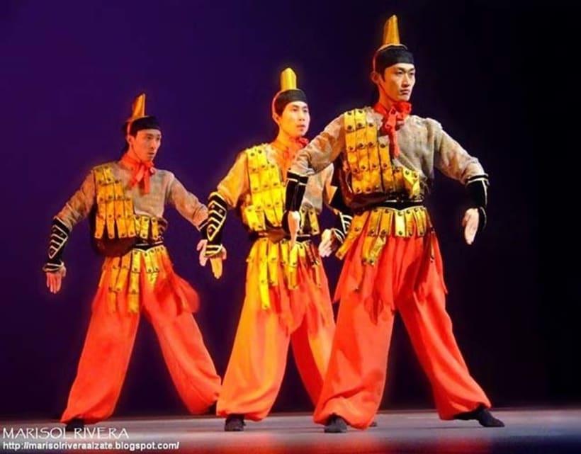 Serie Filatélica de la Danza 0