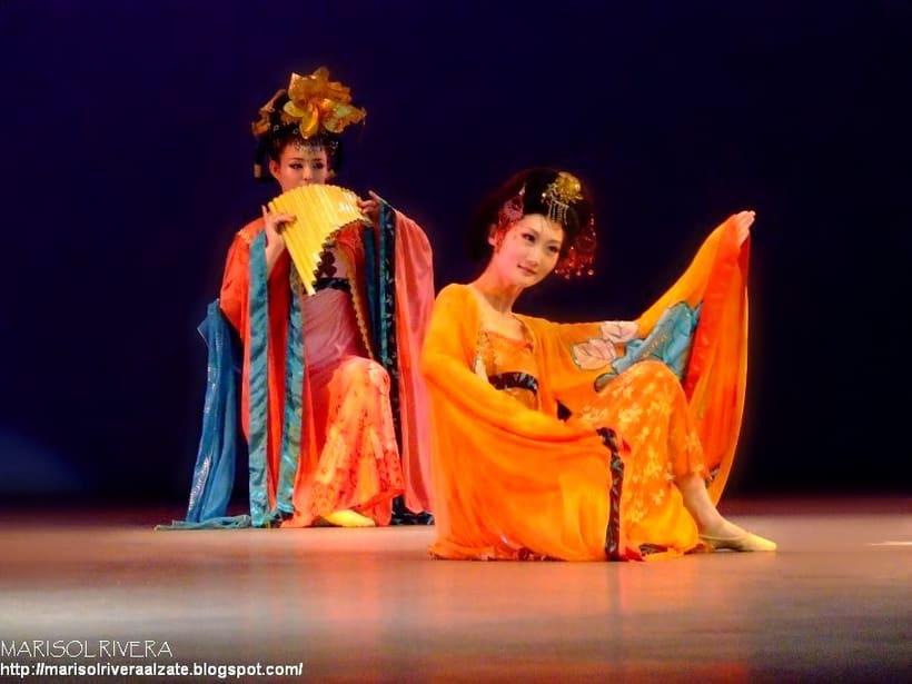 Serie Filatélica de la Danza 1