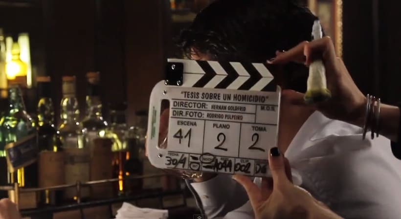 Tesis sobre un homicidio - Making of y featurettes. 1