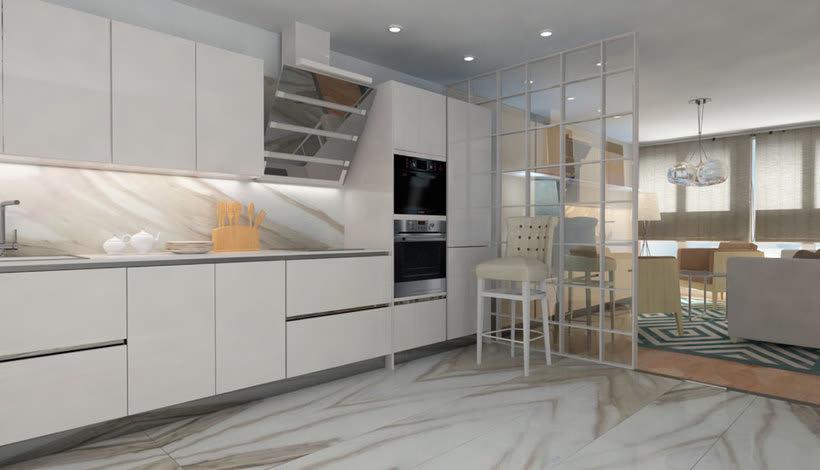 Interiorismo vivienda - Particular Barcelona 0