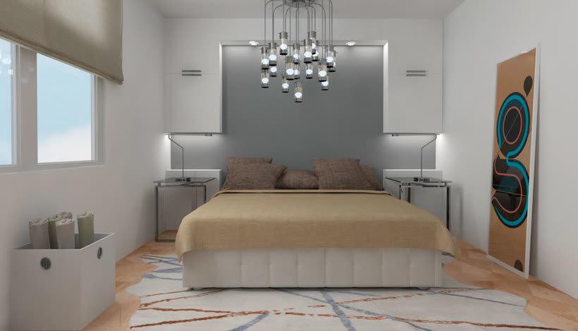 Interiorismo vivienda - Particular Barcelona 2