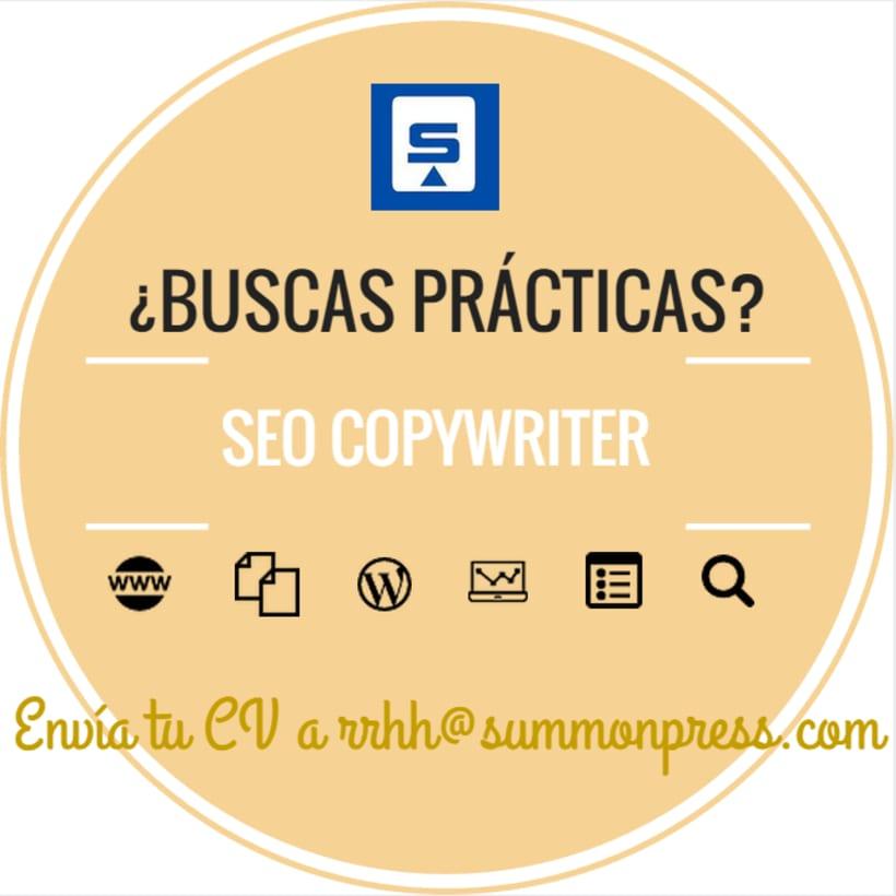 Prácticas Redacción Web - Copywriter - SEO 1