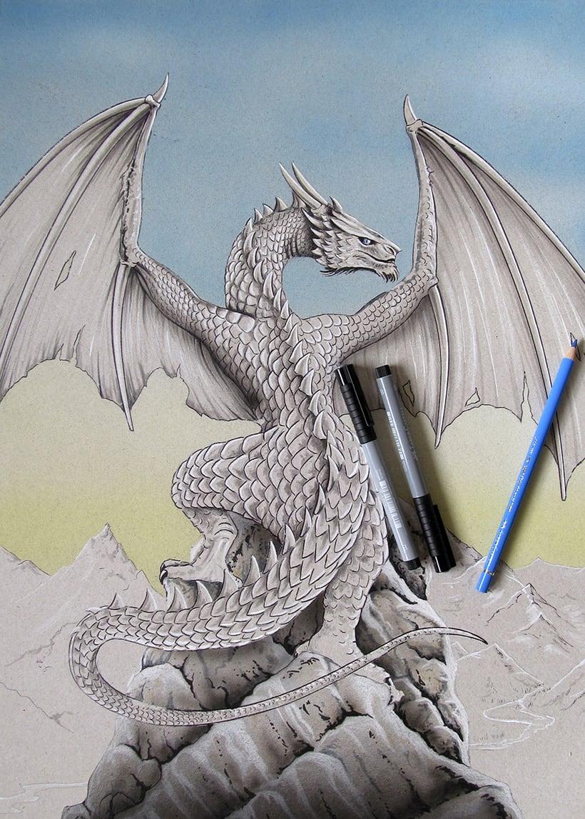 Dragón Azul 1