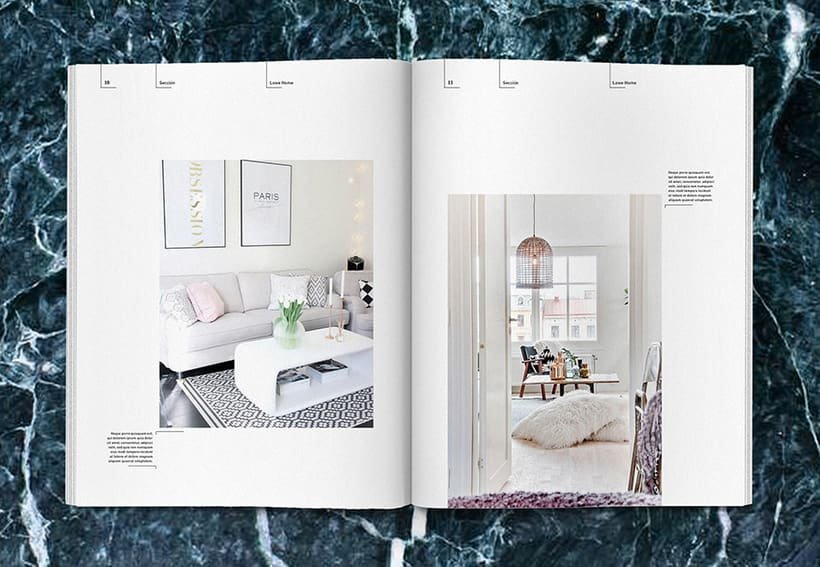 Lowe Home - Proyecto Personal Editorial 8