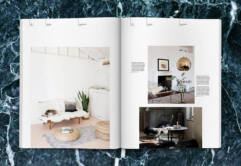 Lowe Home - Proyecto Personal Editorial 11