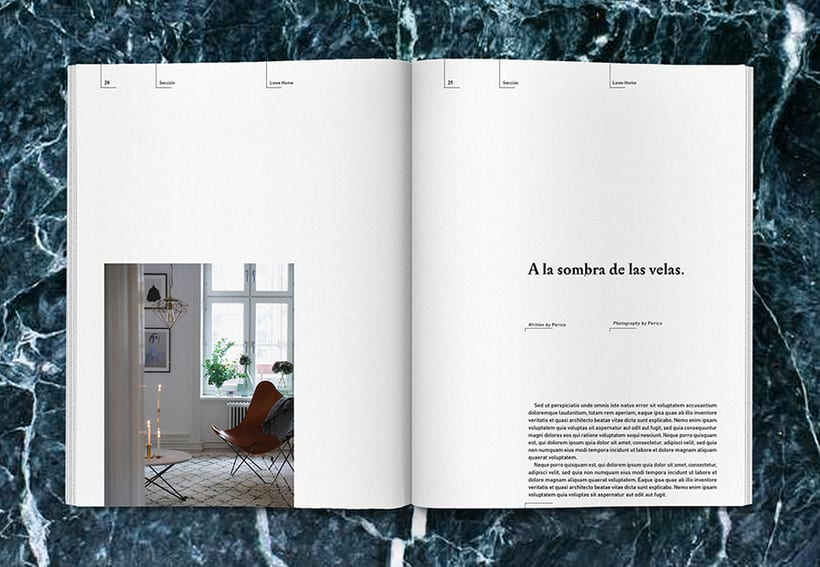 Lowe Home - Proyecto Personal Editorial 14