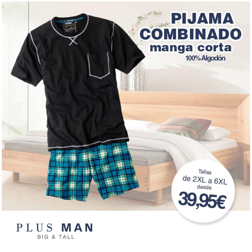 PLUS MAN 6