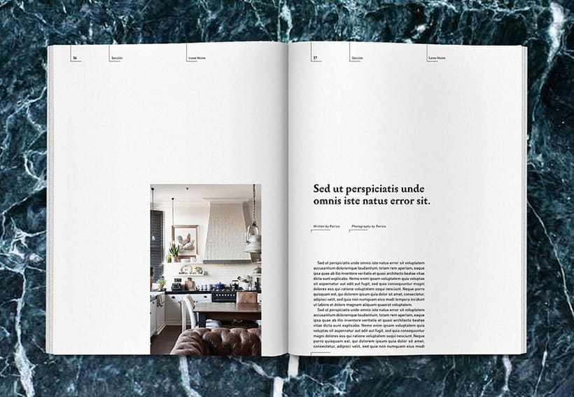 Lowe Home - Proyecto Personal Editorial 18