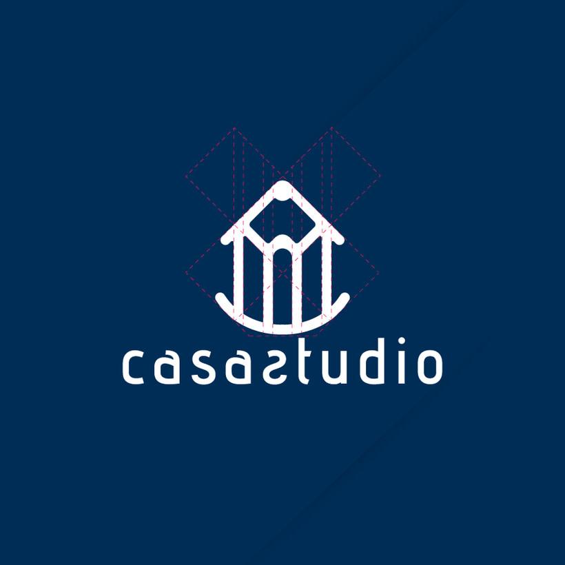 logotipo casa studio! 0