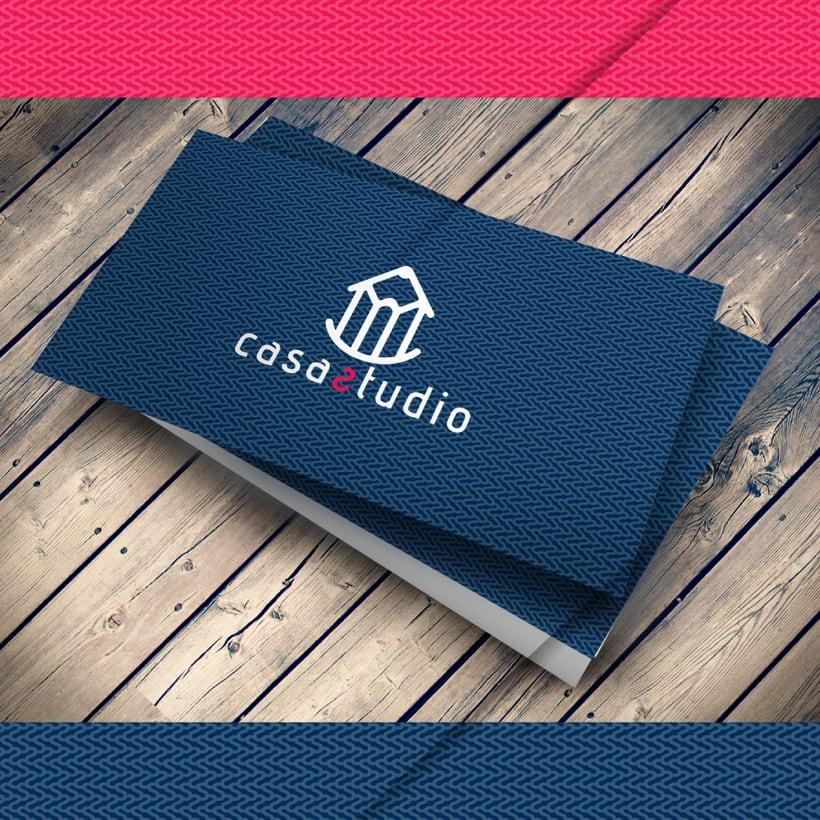 logotipo casa studio! 3