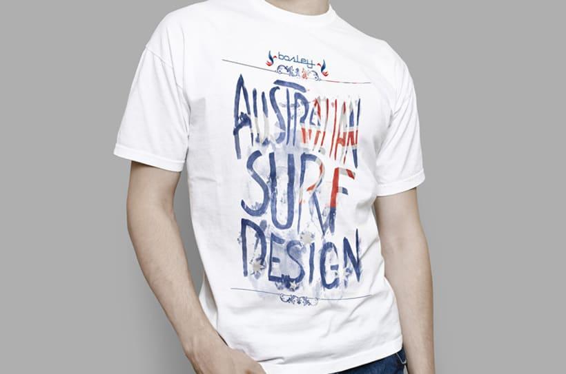 Bosley - Camisetas 0