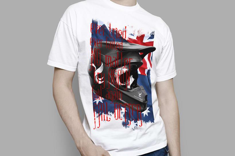 Bosley - Camisetas 1
