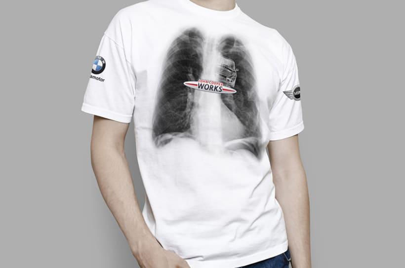 Bosley - Camisetas 2