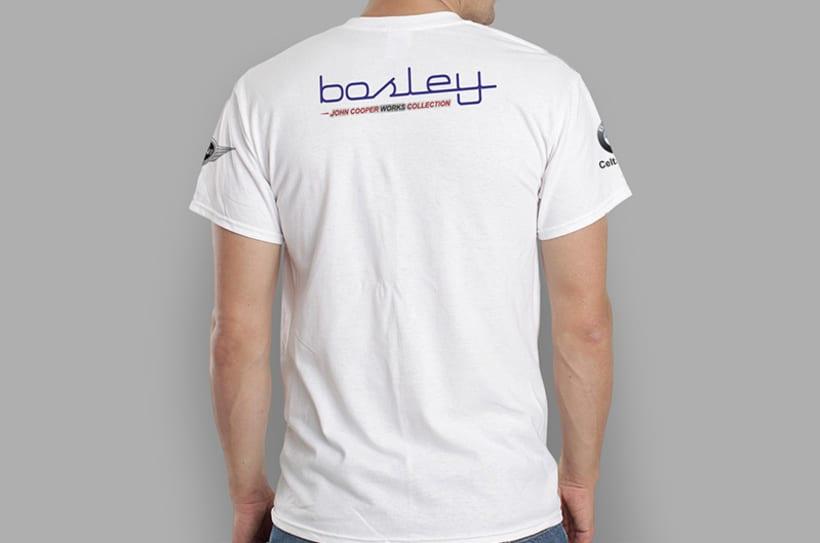 Bosley - Camisetas 3