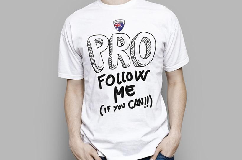 Bosley - Camisetas 8