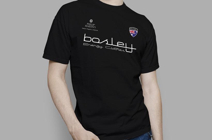 Bosley - Camisetas 11