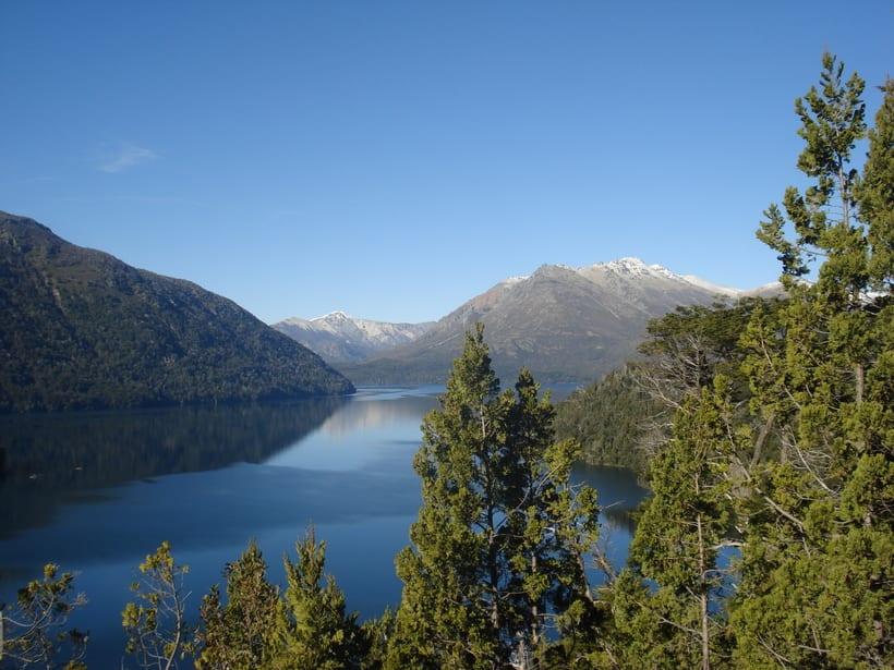 Visiten Argentina. Bariloche, Rio Negro.  -1