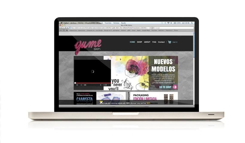 Yume skin - vinilos decorativos para portátiles y tablets. 6