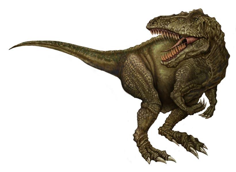 Giganotosaurus carolini 6