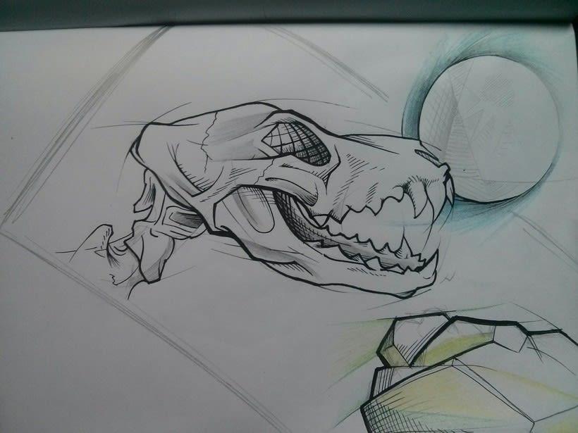 Sketch - Ego 0