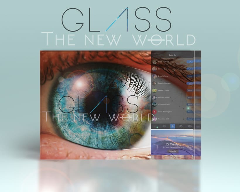 Glass the new world -1