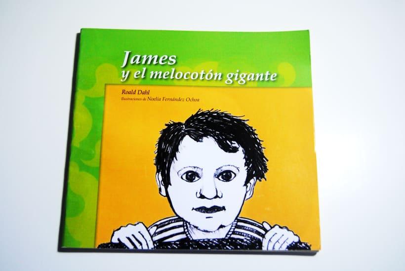 James y el melocotón gigante 0