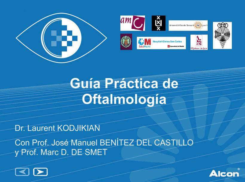 Guía Práctica de Oftalmología 1