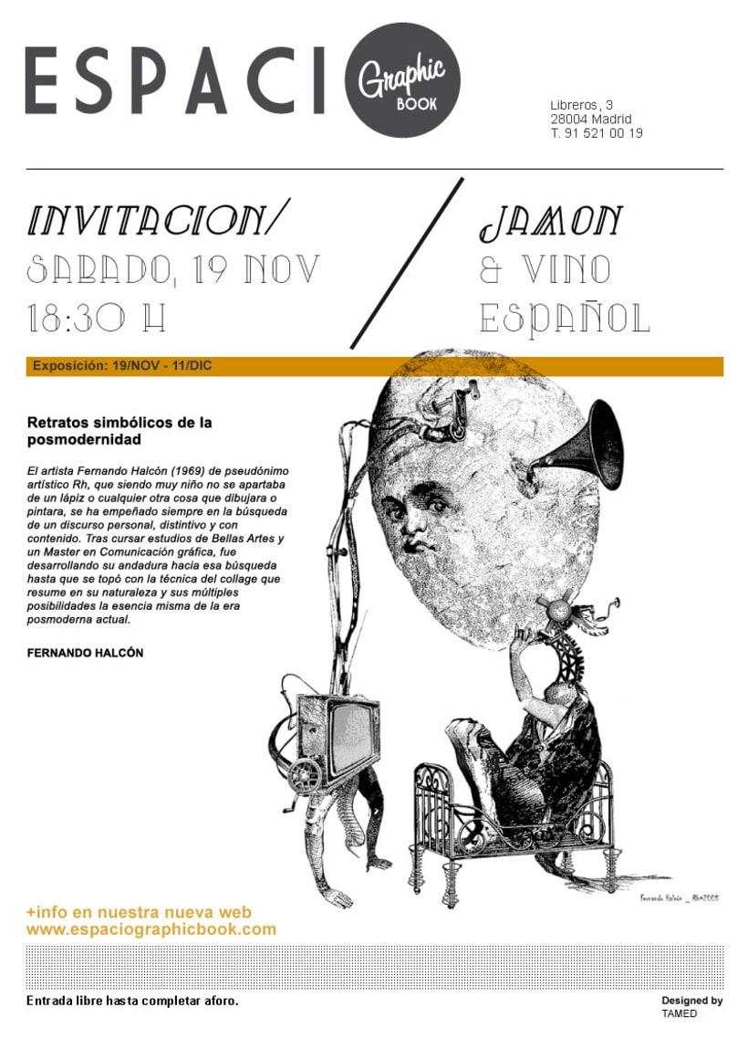 Merchandesign Auto-promocional a partir de obra artística 35