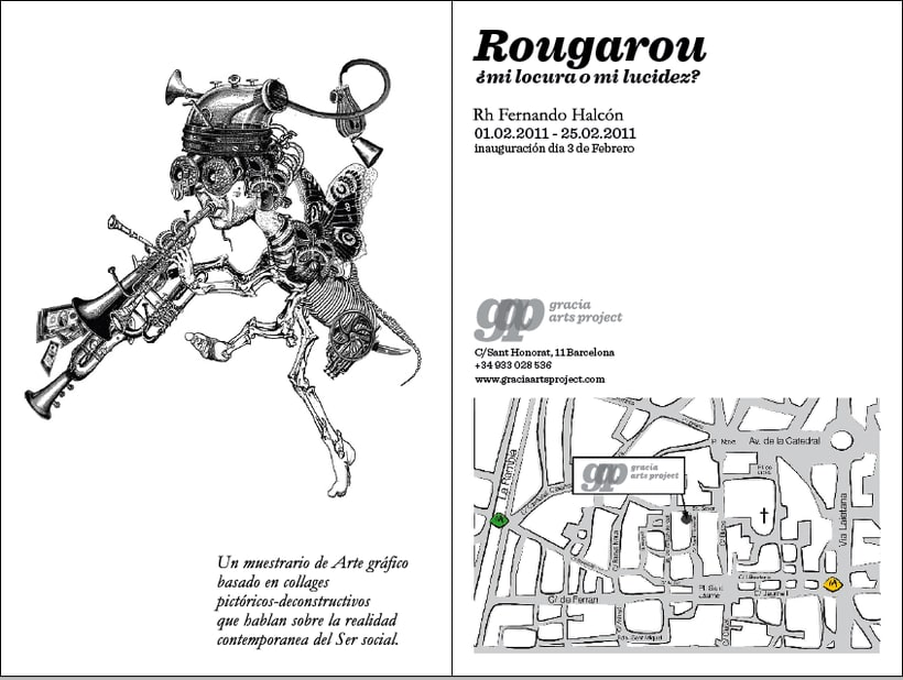 Merchandesign Auto-promocional a partir de obra artística 38