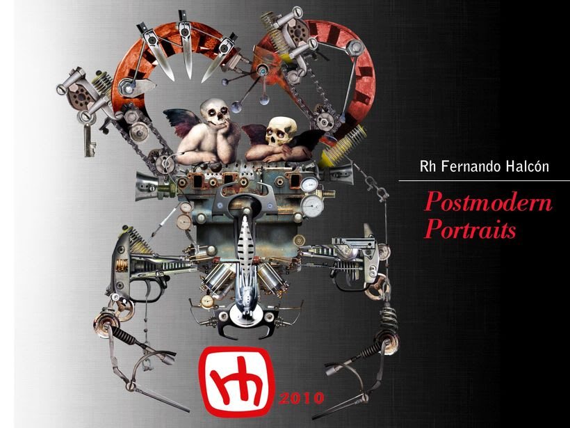 Merchandesign Auto-promocional a partir de obra artística 41