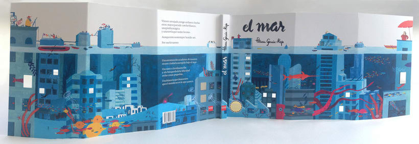 El Mar. Cover. 3