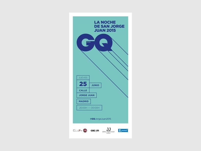 GQ La noche de San Jorge Juan 2015 3