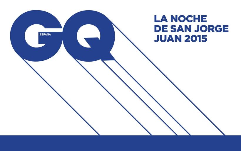 GQ La noche de San Jorge Juan 2015 0