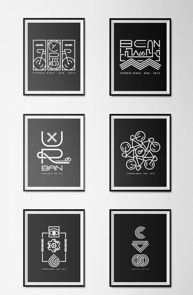 Cypress Bikes | Rebranding 13