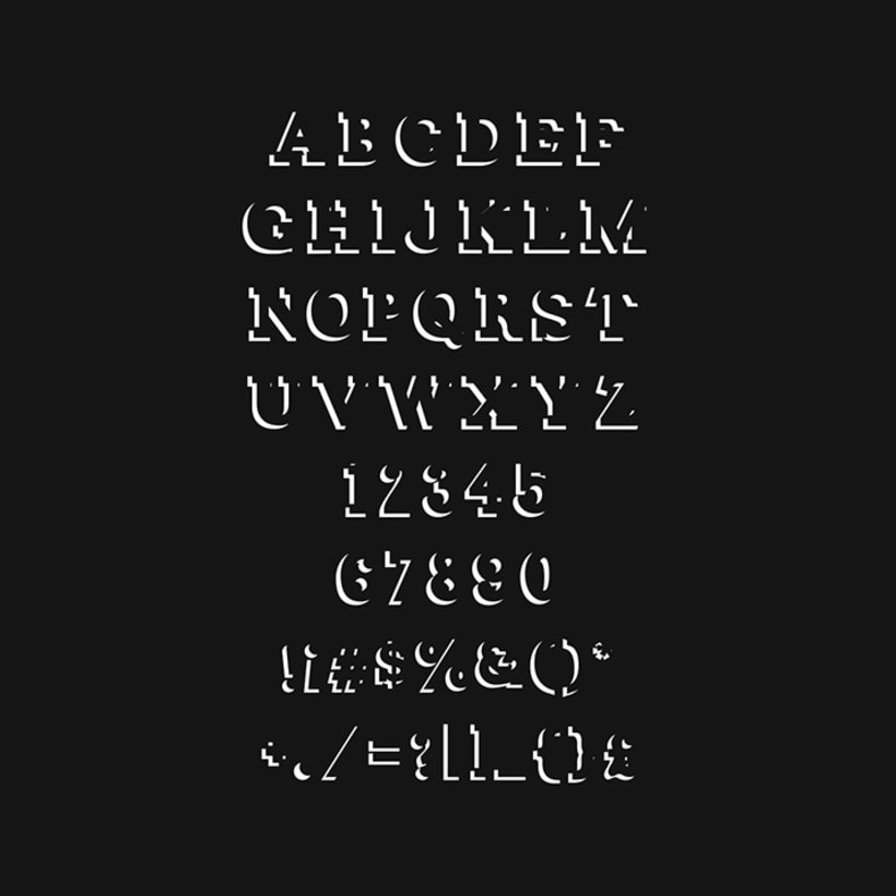 Humbral Slab Free Font 0