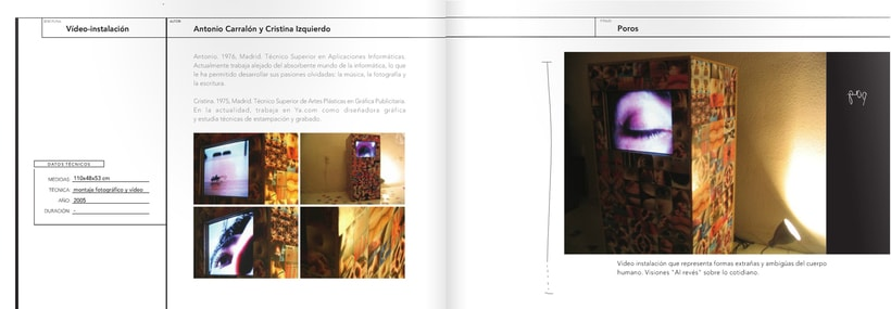 Exposiciones en el Espacio Menosuno (2005-2010) 9