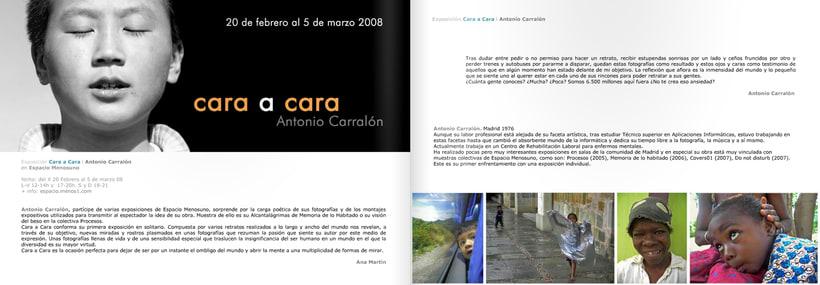 Exposiciones en el Espacio Menosuno (2005-2010) 4