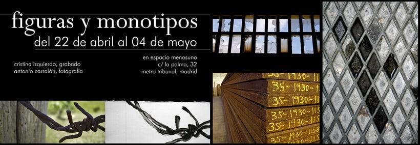 Exposiciones en el Espacio Menosuno (2005-2010) 2