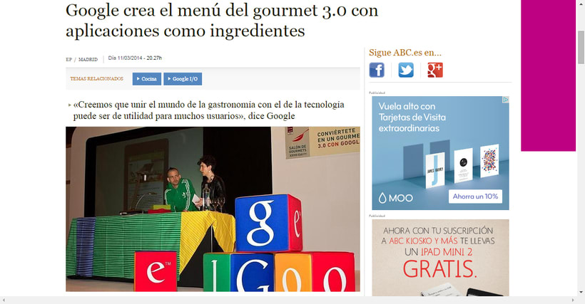 Evento Google Play 1