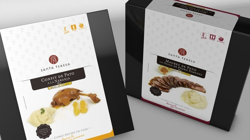 Packaging Santa Teresa 1