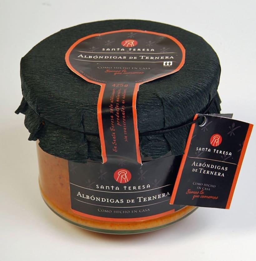 Packaging Santa Teresa 2