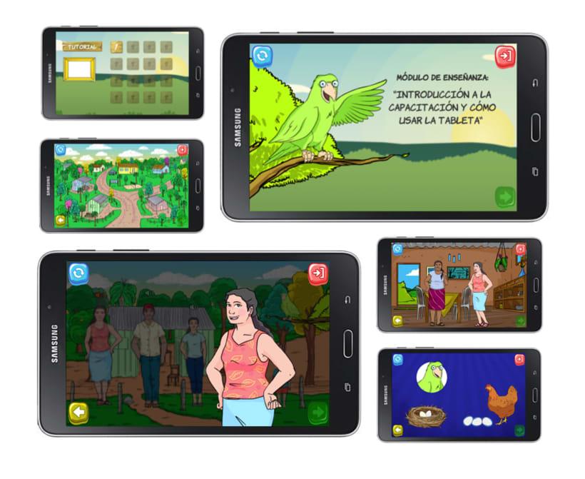 App Juego Grad15 Unity Android C Domestika