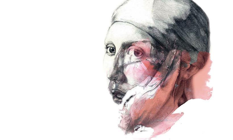 Retratos - Fusión de lo tradicional y digital 3