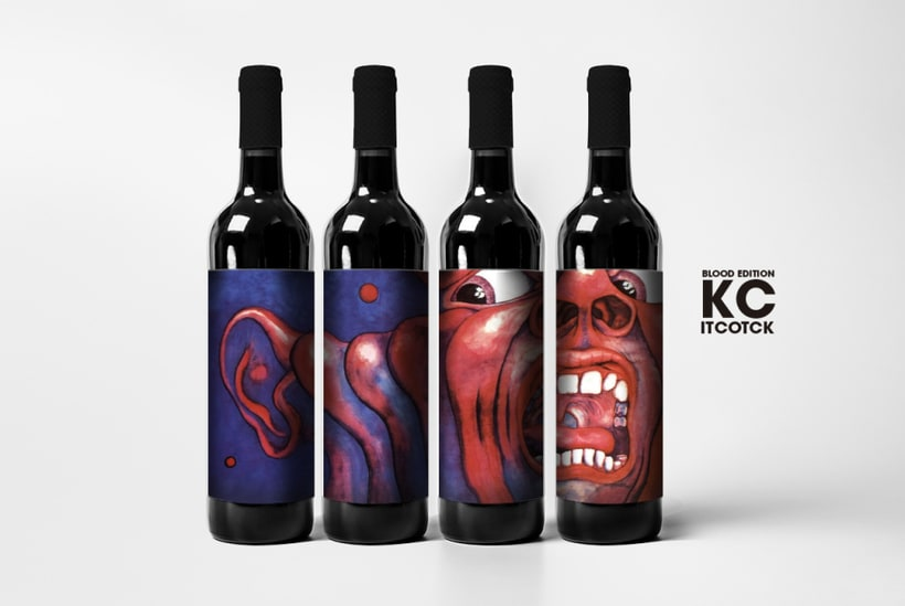 KC ITCOTCK Blood Edition (Red Wine) 0