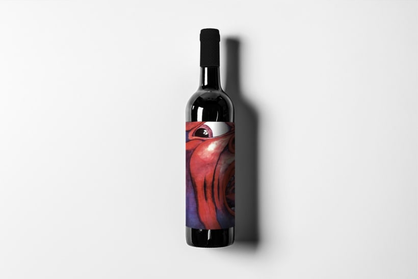 KC ITCOTCK Blood Edition (Red Wine) 2