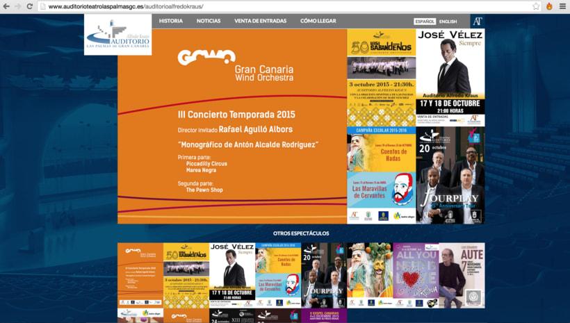 Imagen corp. y gráfica para conciertos 6